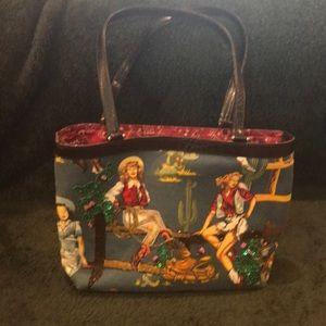 Handbags - NWT Women's cowgirl tote bag